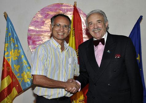 Luis Carlos Mendoza y Francisco Ponce Carrasco