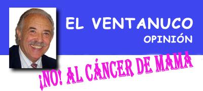 ¡No! al cáncer de mama.
