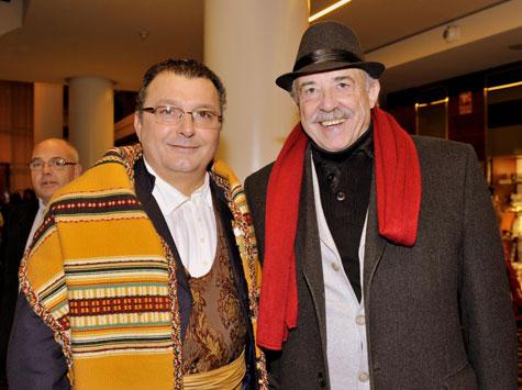 Manuel Navarro y Francisco Ponce