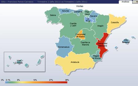 (Mapa situación España)