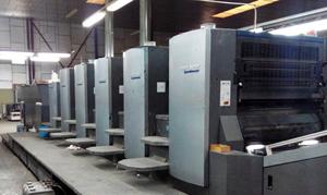 Maquinas para imprimir libros