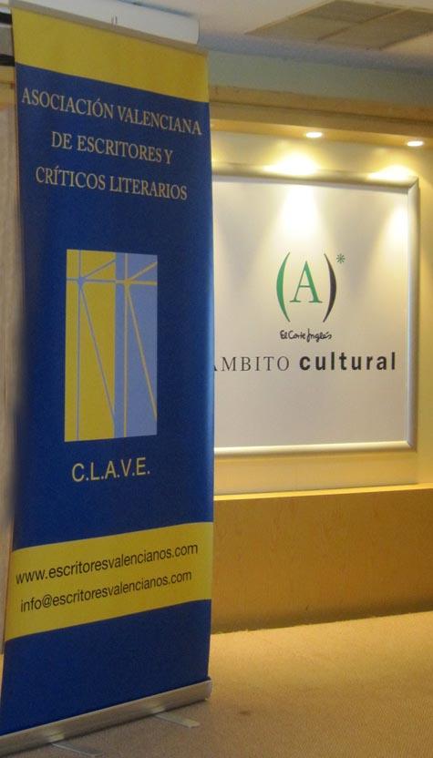 CLAVE y Corte Inglés