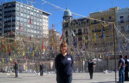 María José Caballer - Pirotécnica