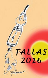 Fallas 2016
