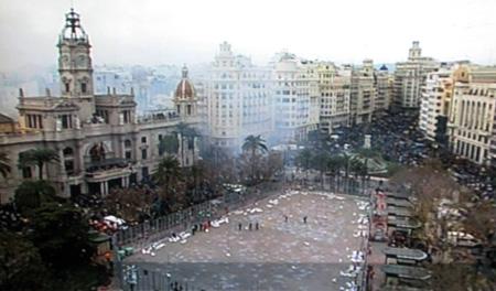 Plaza del Ayuntamiento - Fallas 2010