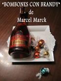 Bombones con brandy de Marcel Marck