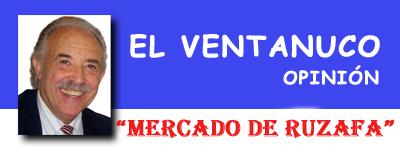 Mercado de Ruzafa - Valencia