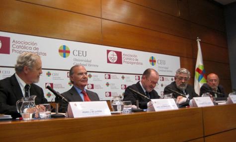 Pedro - José Luis - Alejandro - Vicente - Salvador