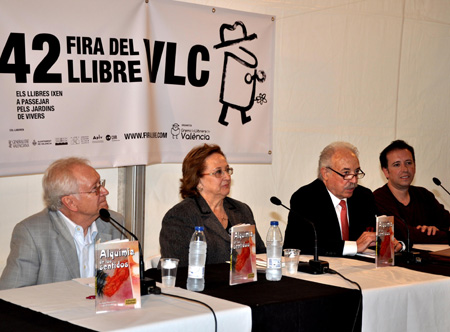 (Vicente Barberá - Gloria de Frutos - Francisco Ponce - Alberto Corella)