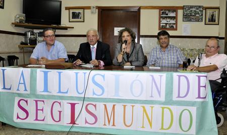 (Alfonso Pérez-Francisco Ponce-Teresa Gonzalvo-Ramón Ponce-Antonio Cruzans)