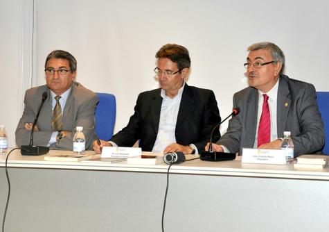 Juan Luis Bedins - Ricardo Bellveser - José Vicente Peiró