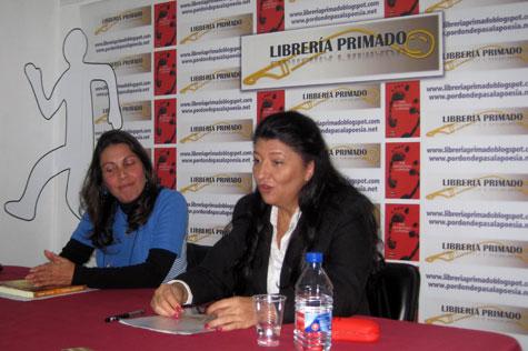 Patricia Cuenca y Ana Giner