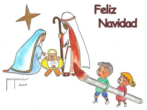 Acuarela.dibujo de Paco Ponce