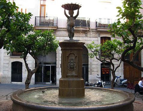 Plaza y Fuente del Negrito