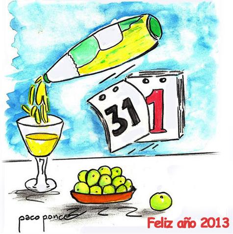 Nochevieja y nueva 2012 - 2013