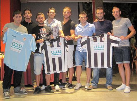 Nuevos jugadores para temporada 2012-2013