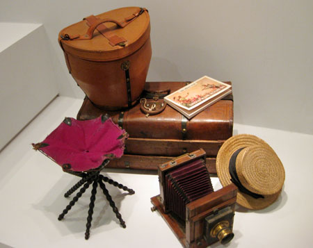 Objetos varios de primeros siglo pasado