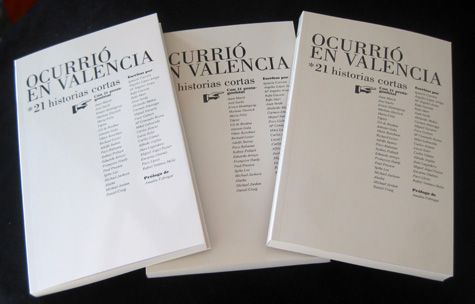 Ocurrió en Valencia (Libro)
