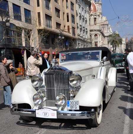 'L'Antigor Trofeo de S.M. el Rey' - Fallas 2010