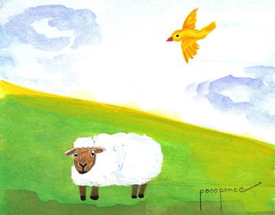 La oveja Eja