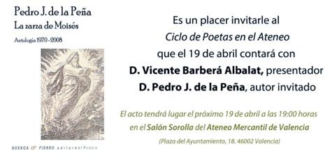 Pedro J. de la Peña (Poeta)