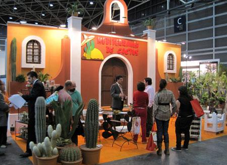 Pabellón de Mediterránea de Cactus S.L