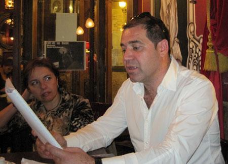 Paco Romero - Poeta