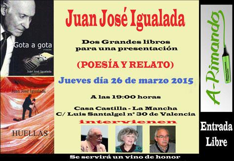 Juan José Igualada (Poeta y Escritor)
