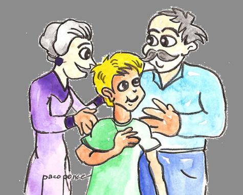 Día de los Abuelos en España