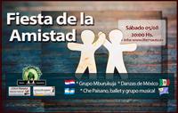 Cartel Amistad Paraguay