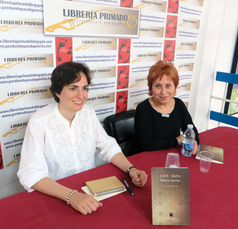Verónica Aranda y Susana Benet