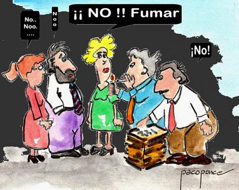 Tabaco ¡NO!