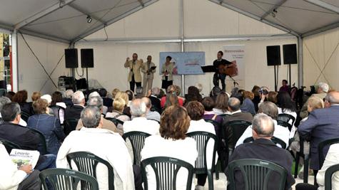 A-rimando en la 43 Feria del Libro de Valencia