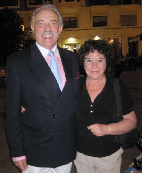 Francisco y María Fernanda