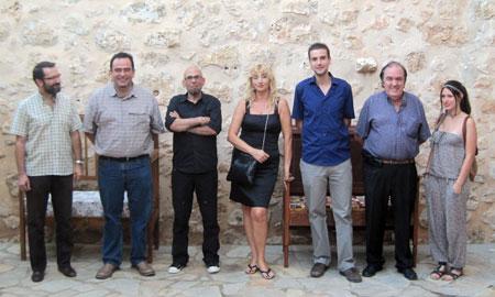 Premiados: Andrés R. Blanco -  Francisco J. Cortes García -  Antonio Corbalán Carrasco - Elena Torres Pons -  Tomás Blanco Claraco - Alfredo Macías Macías - Natalie Soriano Ruiz