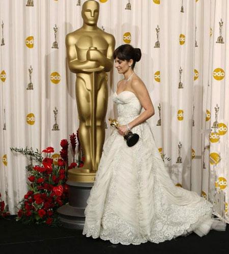 Penelope Cruz- Oscar 2009