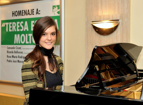 Belén Piñol Gómez (Pianista)