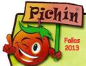 Pichín en Fallas 2013