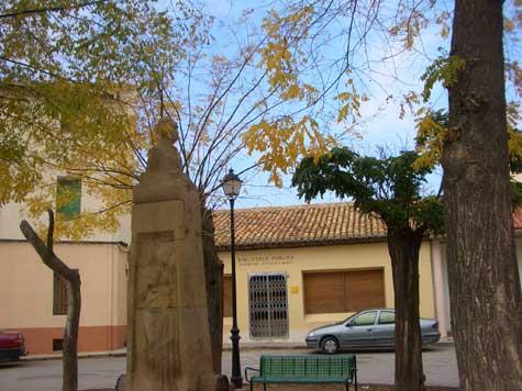Plaza Antillón (antigua)