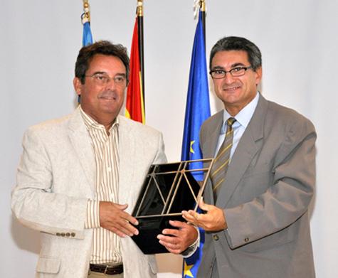 Blas Muñoz - Juan Luis Bedins