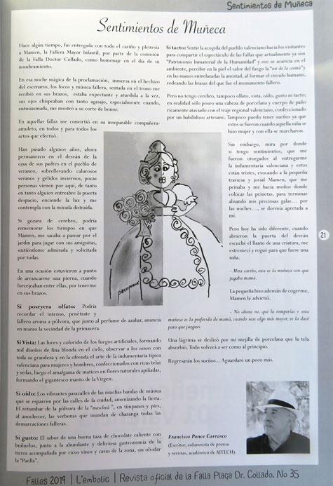 L´embolic (Revista Fallera)