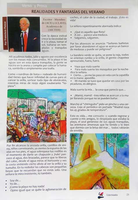 Relato de Francisco Ponce
