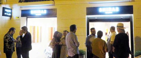 Galería de arte Shiras Valencia