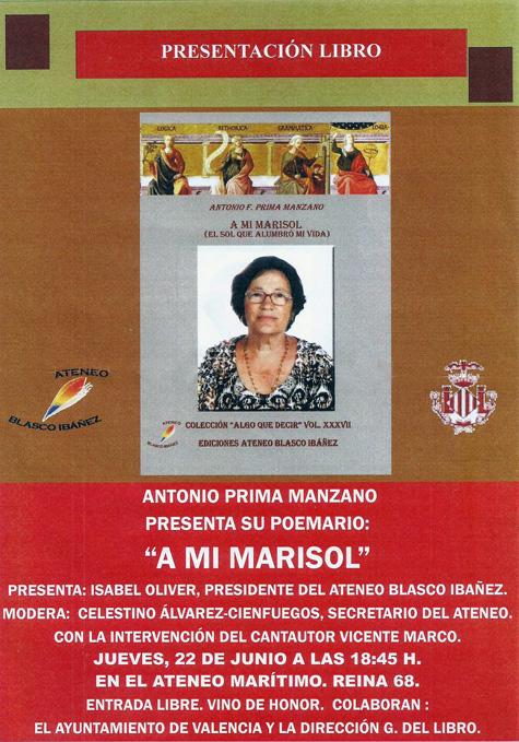 """""""A mi Marisol"""""""