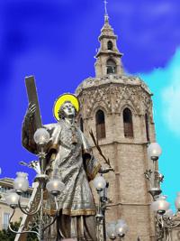 San Vicente (Patrón de Valencia)