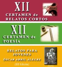 Premiados XII Certamen literario ALFAMBRA (Teruel)