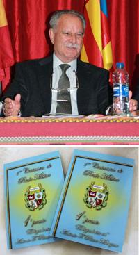 Presentación libro de Antonio Prima