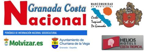 """Cabecera Periódico """"Granada Costa"""""""