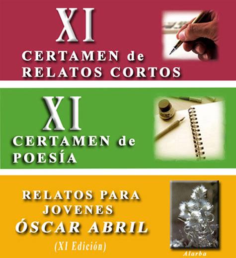 XI Certamen Literario de Alfambra 2017