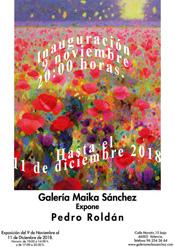 Exposición Galería Maika Sánchez